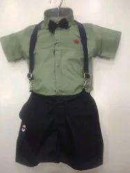 Kids Boy Fancy Dungaree Suit