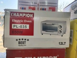 Champion Electric Oven