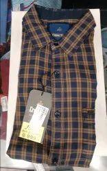 Casual Mens Checket Shirt