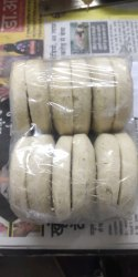 MKB Baked Biscuits White Biscute, Packaging Type: Box, Packaging Size: 6 * 30