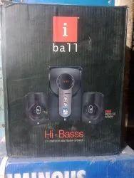 I Ball Multimedia Speaker