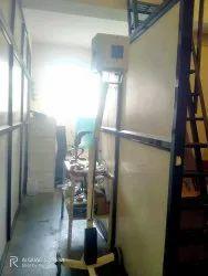 Machine Type: Fixed (Stationary) Digital X Ray Machine, Line Frequency, 100 kVp