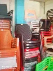 Plastic Chairl