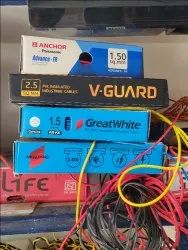 Wiring 90mts Square All Types