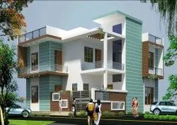 Residential Projects Load Bearing Structure Villa Construction Service