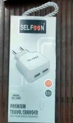 Selfoon 24 Amp Fast Charger