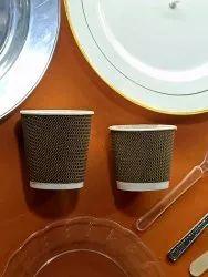 Designer Disposal Glass