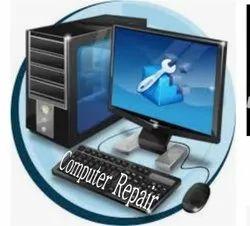 Location Visit Computer Repairing Service (Laptop & Desktop)