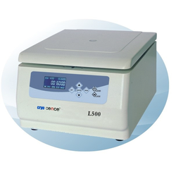 Tabletop Low Speed Centrifuge - L420/L500/L600