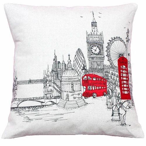 Cushion Covers - Printed Cushion Covers Manufacturer from Kolkata