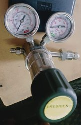SS Metal High Pressure Constant Flow Regulator