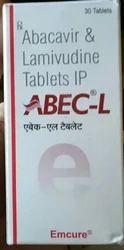 Abacavir & Lamivudine Tablets