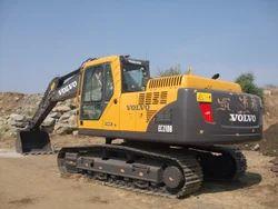 Volvo Excavators EC480D - View Specifications & Details of