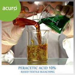 Peracetic Acid Based Bleaching Agent For Laundry