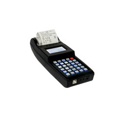Toll Collection Handheld Billing Machine