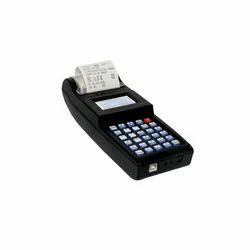 Toll Collection Handheld Billing Machine