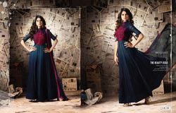 Heavy Resham Work Anarkali Suit