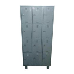 SS Industrial Lockers