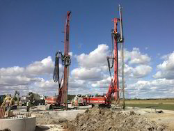 Piling Contractors Services