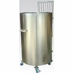 Stainless Steel Round Tandoor Oven For Catering