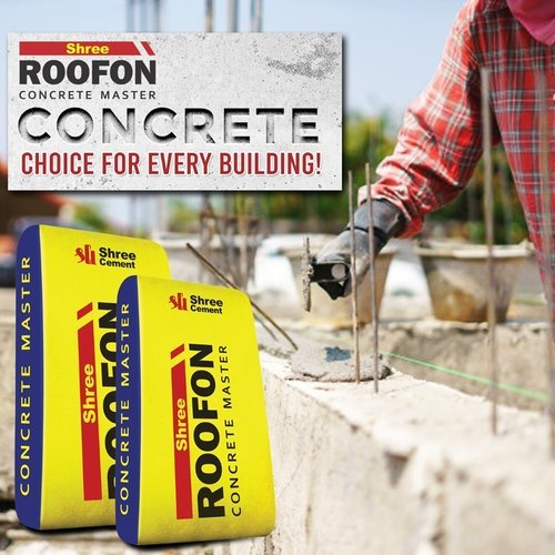 Shree Roofon Cement OPC 53 Grade