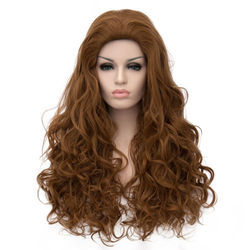 Women Synthetic Heat Resistant Curly Long Hair Wig