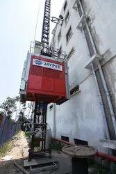 Rack and Pinion Construction Hoist