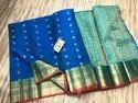 Beautiful Designer Kancheepuram Silk Party Wear Saree