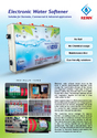 Electronic Water Softener Device