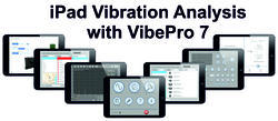 Data Collector & Vibration Analyzer - VibePro 7