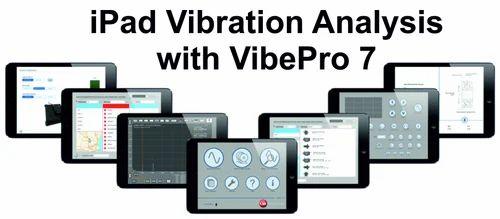 Vibration Analyzer - Vibration Transmissibility Measuring