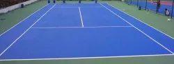 Tennis Court Sand