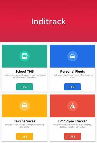 Inditrack Vehicle Tracking Software