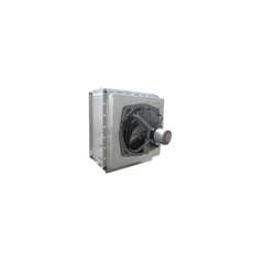 Heat Exchanger for Corn Flake Dryer Heater