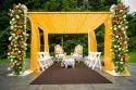 Greenery Theme Wedding Decoration, India