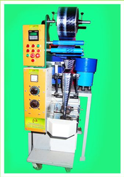Pharma Packaging Weight Metric Pouch Filling Machine