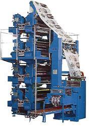 Web Offset Printing Machine with Mono Unit