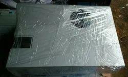 Aluminium panel boxes
