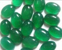 Green Ones Cut Stone