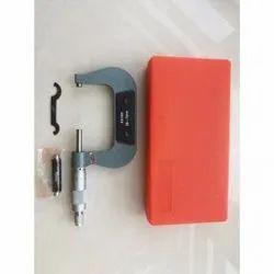 External Micrometer Calibration