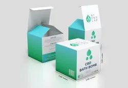 Face Lotion Packaging Boxes