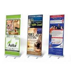 Standee Printing Services, Dimension / Size: 2.5 x 6 and 3 x 6