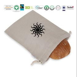 Grs Recycle Cotton Bread Bag