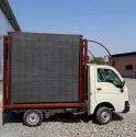 P-8 Led Screen Led Video Van, Vihicles, For Outdoor, Advirtising