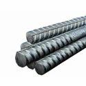 Galvanized Iron Jsw Crs Tmt Round Bar, For Construction, Grade: Fe 500d