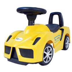 Toy House Plastic Push Car