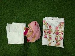 3/4th Sleeve Casual Wear Ladies Designer Kurtis