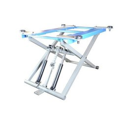 Amfos Washing Portable Scissor Lift