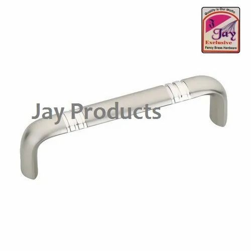Cabinet Fittings Stainless Steel SS Oval Cabinet Handle, Packaging Type: Box