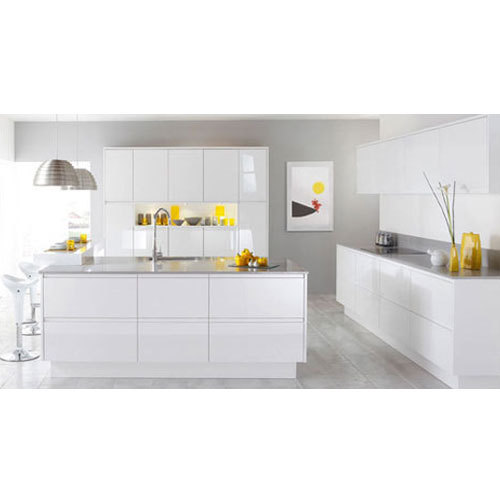 PVC Kitchen Cabinet - L Shaped PVC Kitchen Cabinet ...